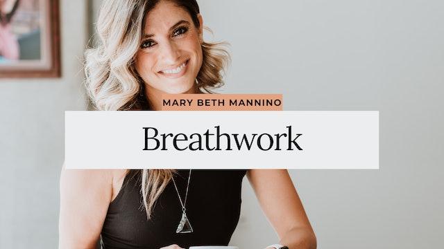 Breathwork with Mary Beth Mannino