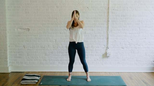 Movement: Calm Yoga Flow to Release H...