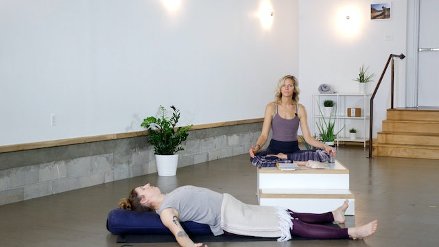 Guided Yoga Nidra with Beth