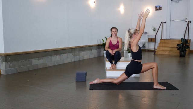 Blend: Heart Opening + Pranayama with...