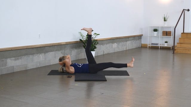Yoga + Strength: Glutes + Core with K...