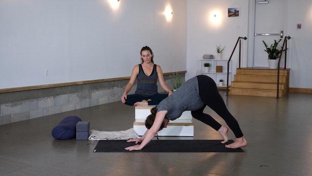 Prenatal: Gentle + Grounded Flow with Rachel