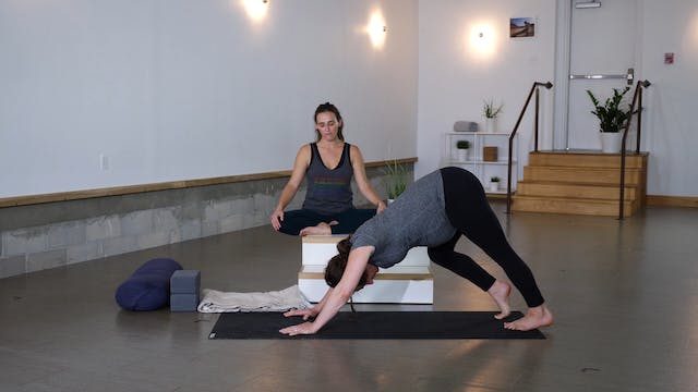 Prenatal: Gentle + Grounded Flow with...