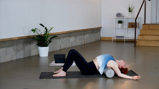 Restorative: Foam Rolling with Dayle