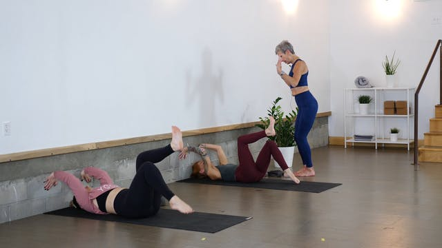 Yoga + Strength: Shoulder Stability w...
