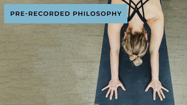 Basics of Philosophy