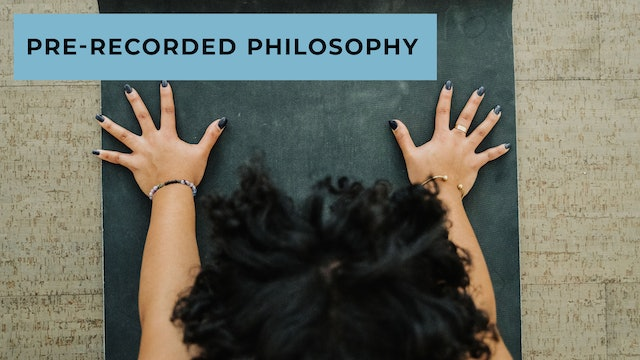 Coffee + Philosophy: Sharpening the Intellect with Kacee