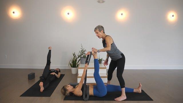 Yoga + Strength: Progressive Hip + Ha...