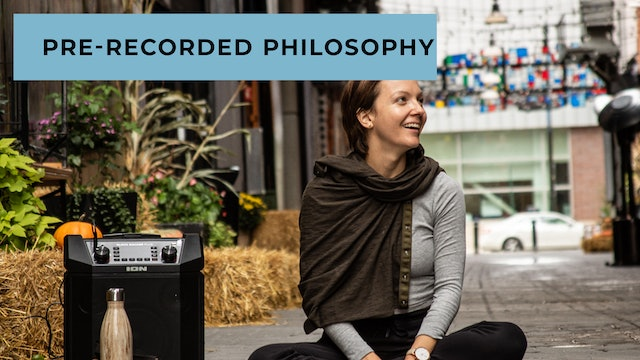 Coffee + Philosophy: Yoga for Mental Awareness with Kacee