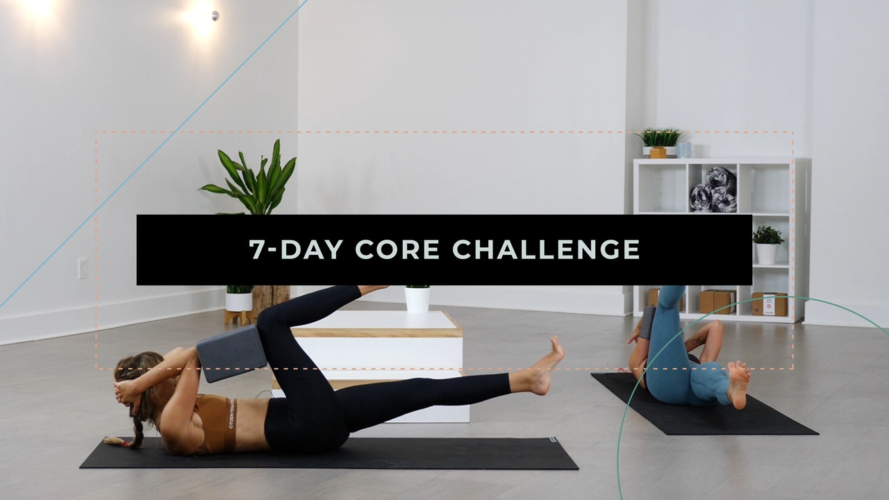 7-Day Core Challenge