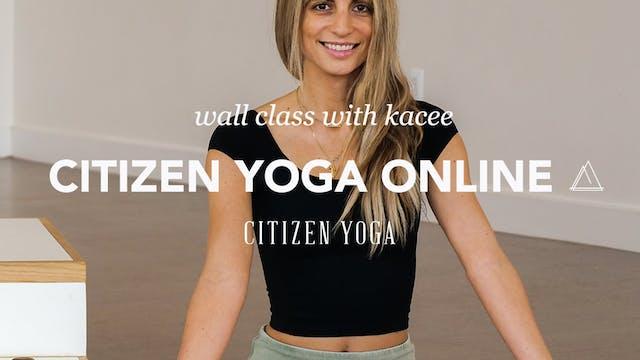 Blend + Wall Class with Kacee