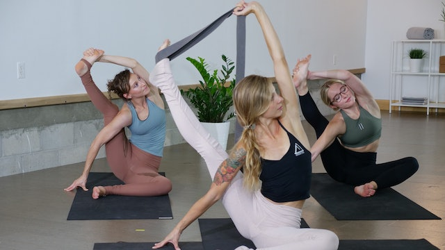 Blend: Compass Pose with Alice
