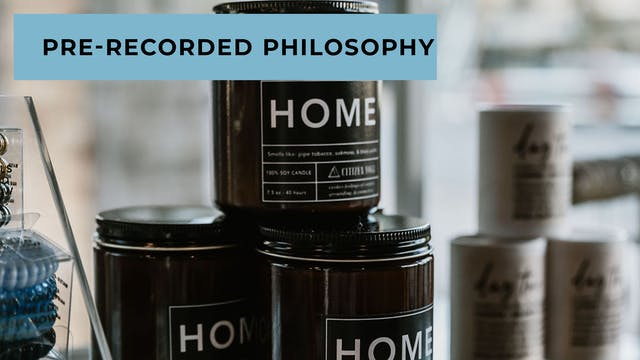 Coffee and Philosophy: Finding Fearle...