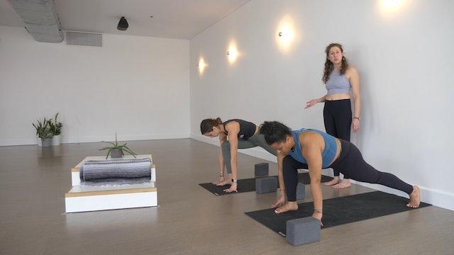 Basics: Yoga 101 with Marlee