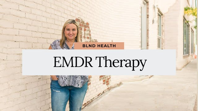 What is EMDR Therapy with Cricket, LM...