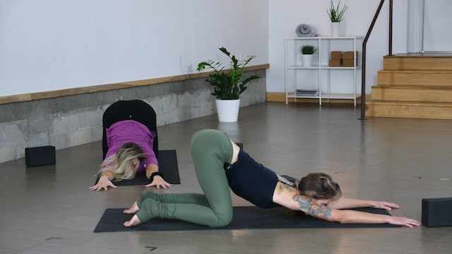 Restorative: Thirty Minutes with Alice