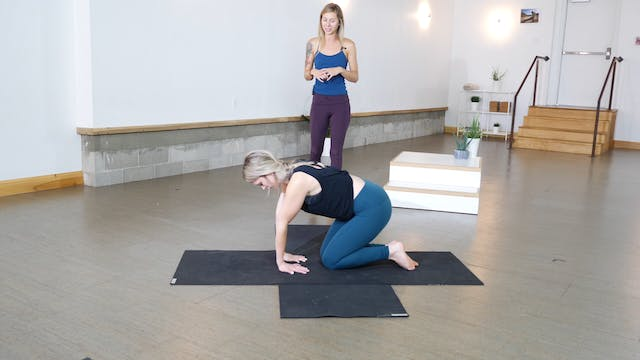 Strength: Wrist Stretches with Alice