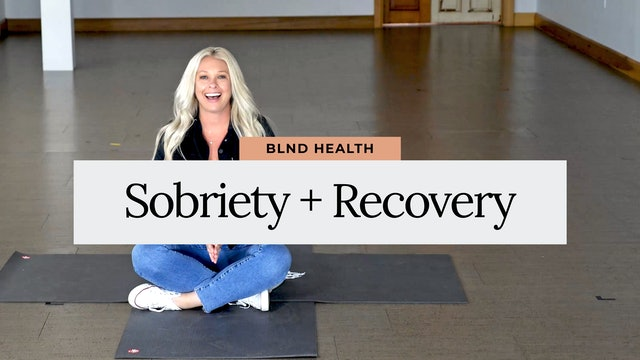 Supporting Yourself + Others in Recovery with Brooke Buys MSW from BLND Health