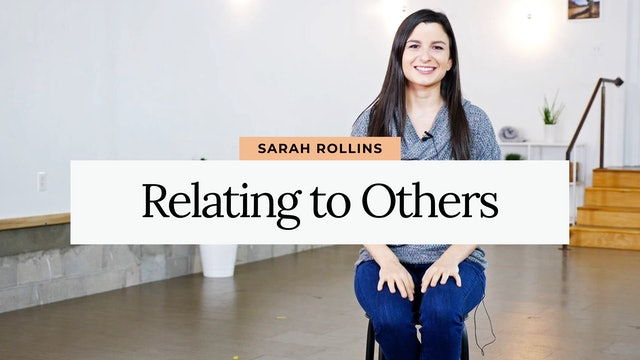 DBT Part Two: Relating to Others with Sarah, LMSW from Embodied Wellness