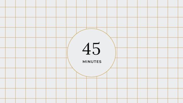 45 minutes