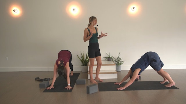 Pose Breakdown: Sun Salutations with Kacee
