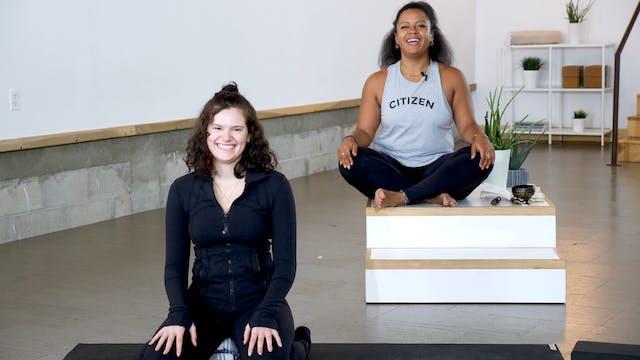 Guided Meditation: Listening Presence...