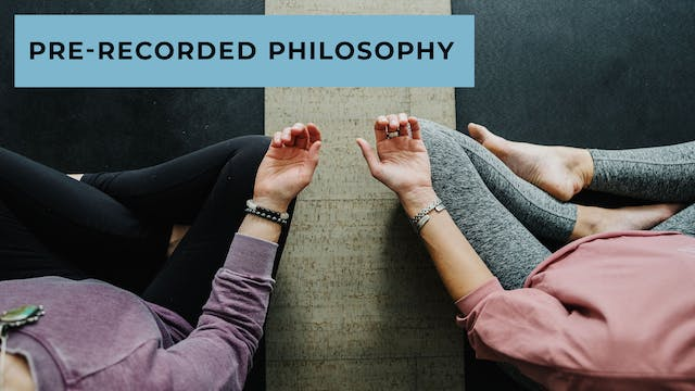 Coffee + Philosophy: Refining Objecti...