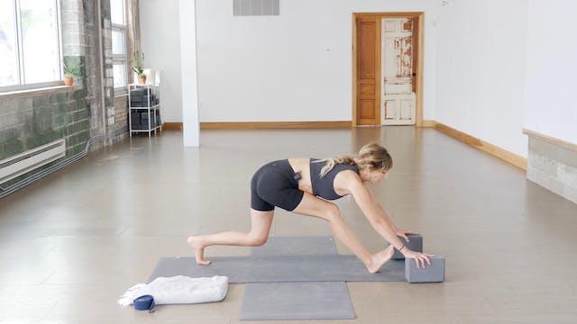 Yoga for Athletes: Runner's Flow