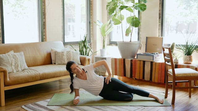 Movement: Full Body Flow and Tone