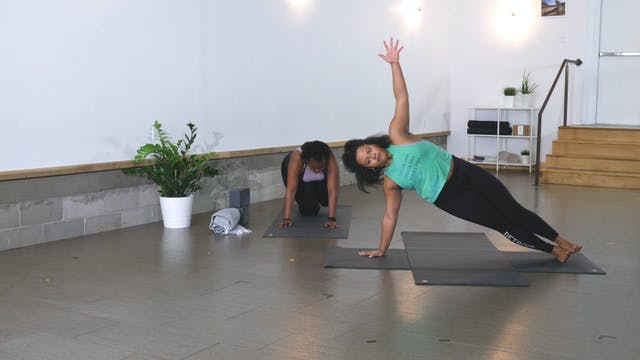 Strength: 5 minutes of Core with Lydia