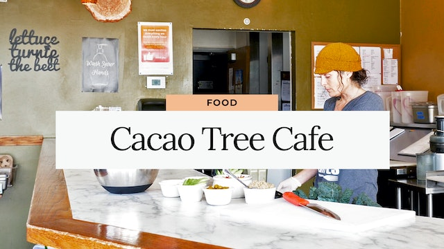 Cacao Tree x Citizen Yoga