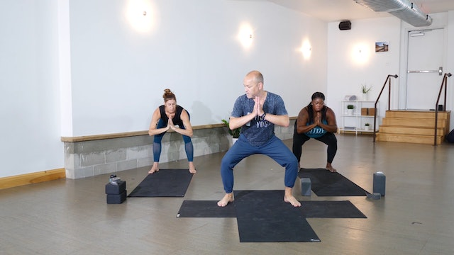 Vinyasa: HIIT with Paul Witherspoon