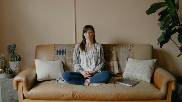 Guided Meditation: Connecting to Your...