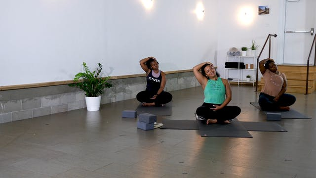 Restorative: Yoga for Studying with L...