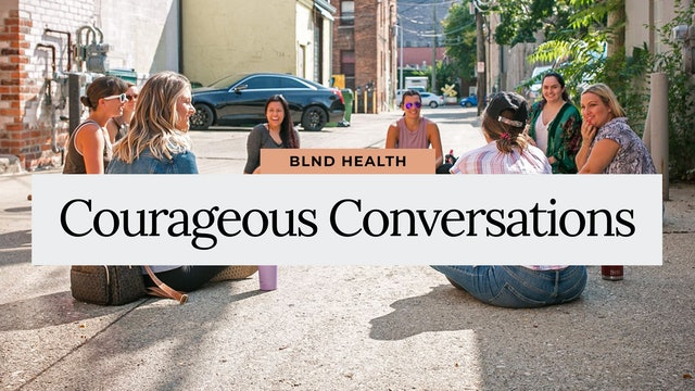 Courageous Conversations with Jevon from BLND