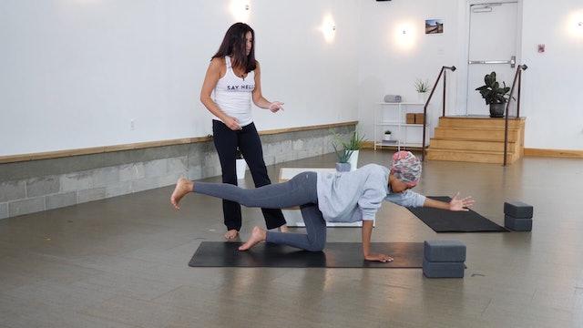 Basics: Back Health with Carly