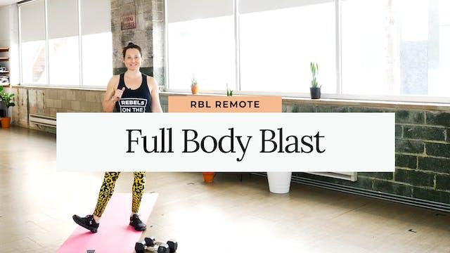 Full Body Blast with Melissa