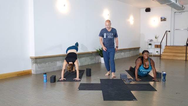 Vinyasa: HIIT + Core with Paul Witherspoon