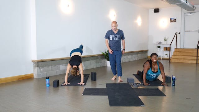 Vinyasa: HIIT + Core with Paul Wither...