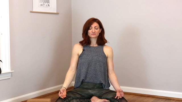 Breathwork: Nadi Shodana with Dayle