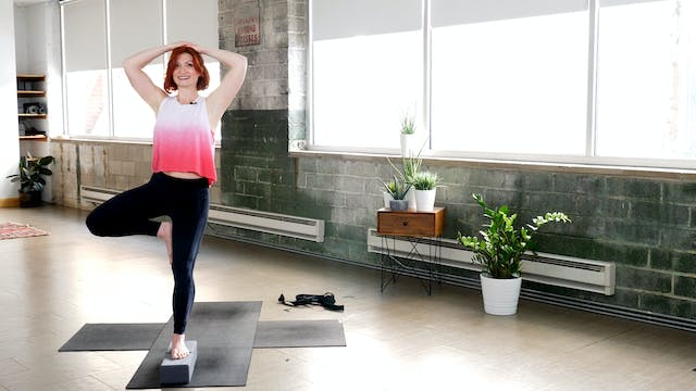 Slow Burn: Chakra Realignment with Dayle