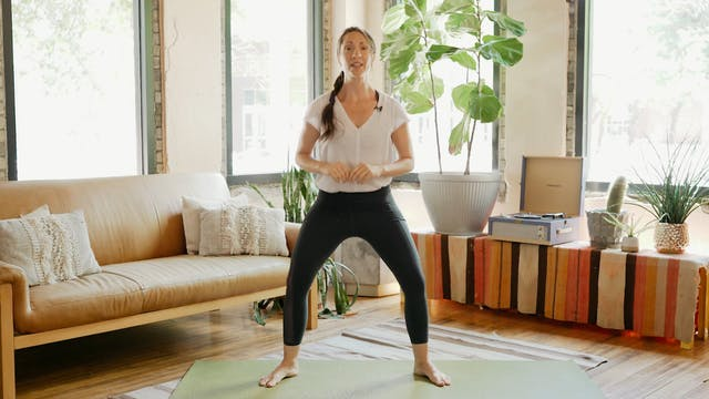 Movement: Deepening Your Core Connection