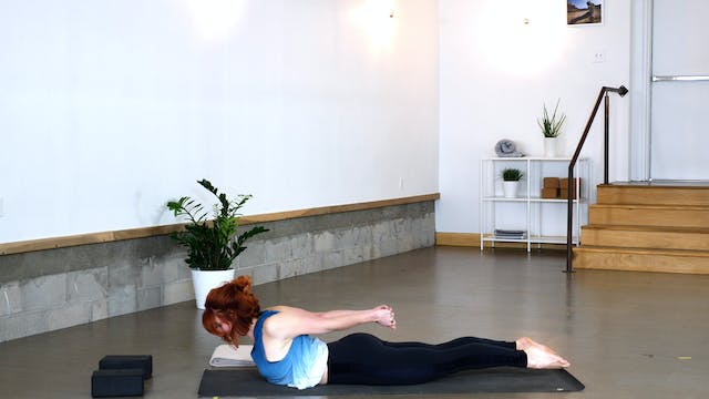 Slow Burn: Gentle Movement with Dayle