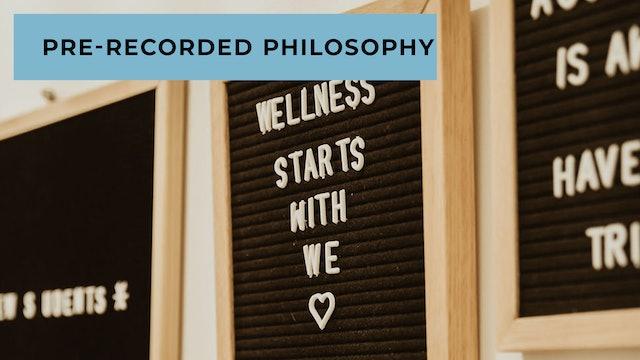 Coffee + Philosophy: Gratitude with Kacee