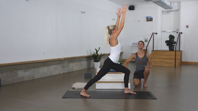 Slow Burn: Lengthen + Open your Quadr...
