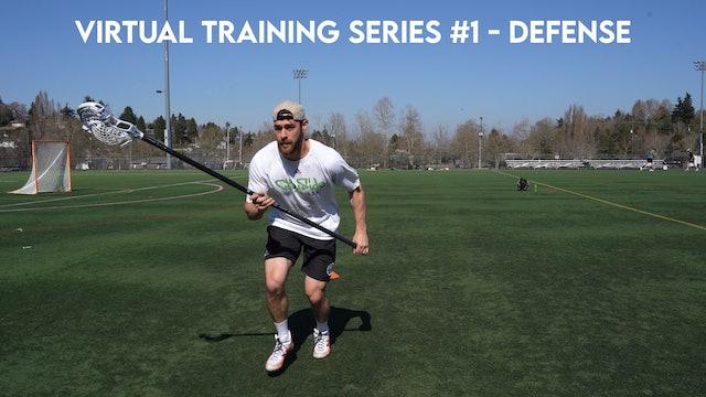 Virtual Training Series #1 - Defense