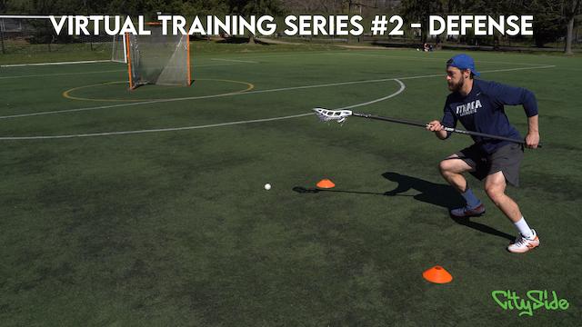 Virtual Training Series #2 - Defense