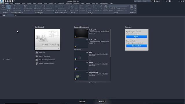 02 Creating a TIN Surface