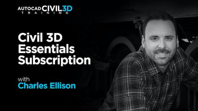 Civil 3D All-Access Subscription