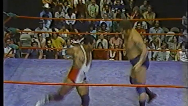 Harley Race VS Omar Atlas